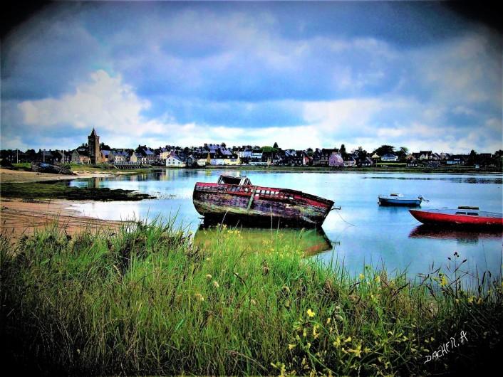 Location de vacances - Mas à Portbail