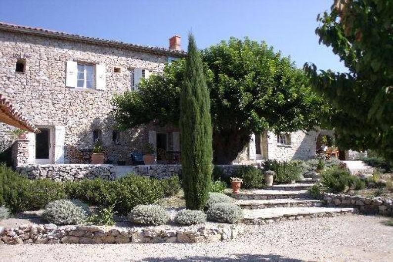 Mas De Charme En Provence Prs De Buis Les Baronnies Avec Piscine