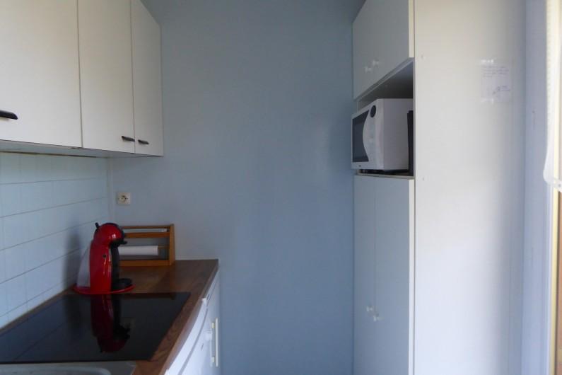 Location de vacances - Appartement à Lans-en-Vercors - Cuisine