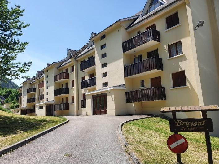 Location de vacances - Appartement à Lans-en-Vercors - Le Bâtiment