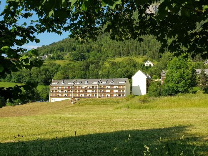 Location de vacances - Appartement à Lans-en-Vercors - La Résidence