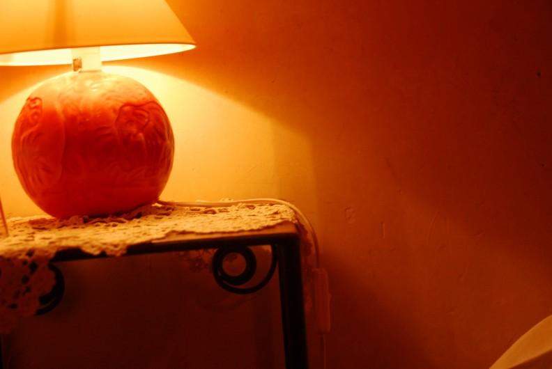 Location de vacances - Gîte à Lendou-en-Quercy - coin détente