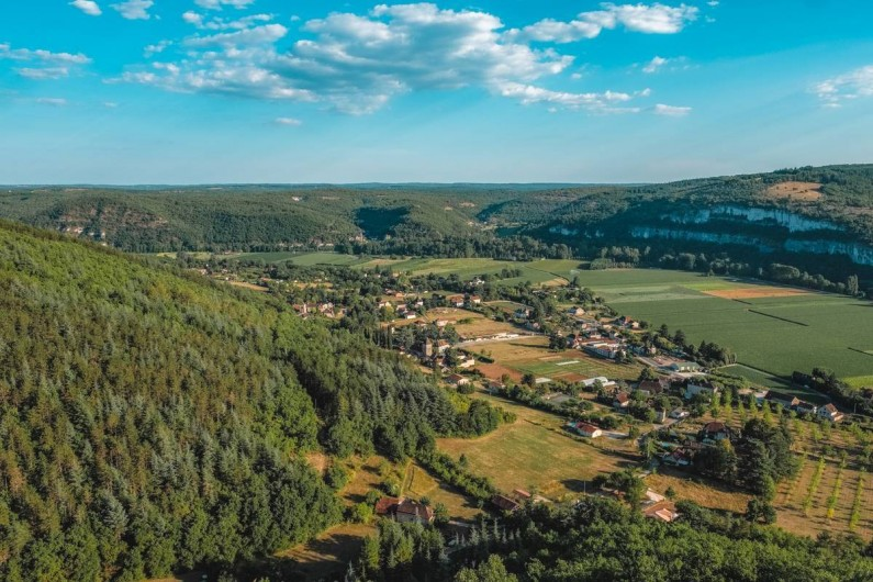 Location de vacances - Gîte à Lendou-en-Quercy - le Lot
