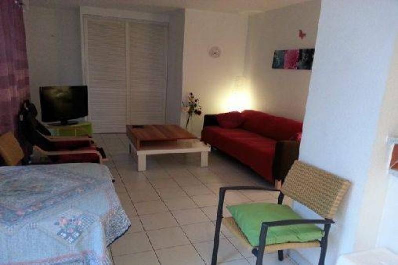 Location de vacances - Appartement à Cavalaire-sur-Mer - Séjour1