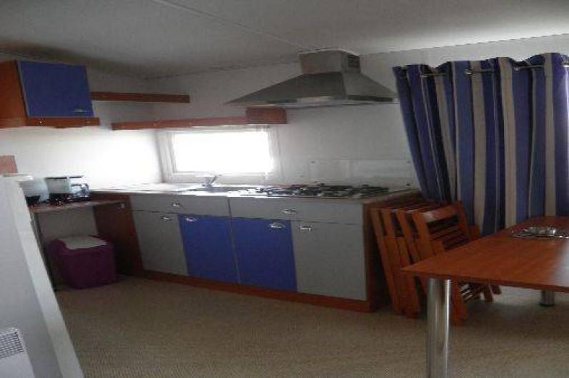 Location de vacances - Camping à Saint-Maurice-d'Ibie
