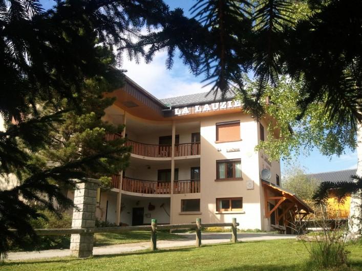 Location de vacances - Appartement à Fontcouverte-la-Toussuire - c'est l'été