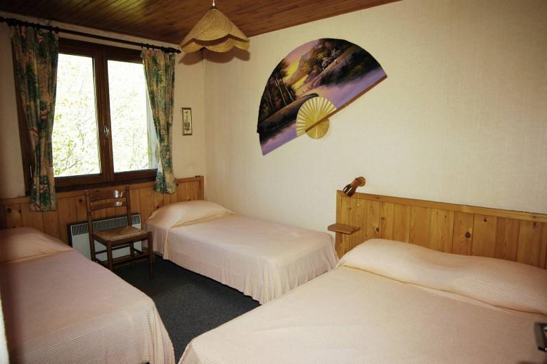 Location de vacances - Appartement à Fontcouverte-la-Toussuire - chambre 1