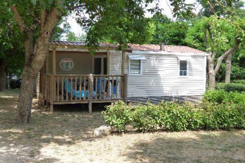 Location de vacances - Camping à Salavas