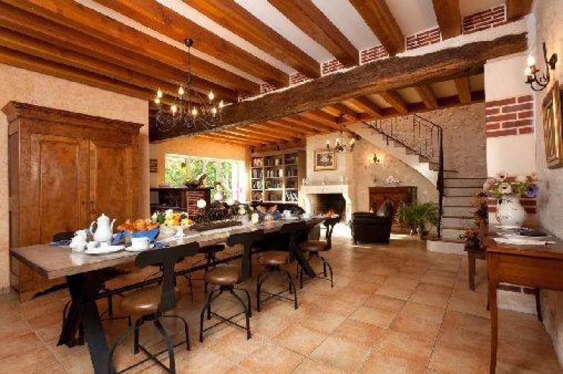 Chambres d\'hôtes de charme dans une propriété avec piscine ...