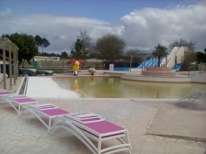 Location de vacances - Bungalow - Mobilhome à Gastes