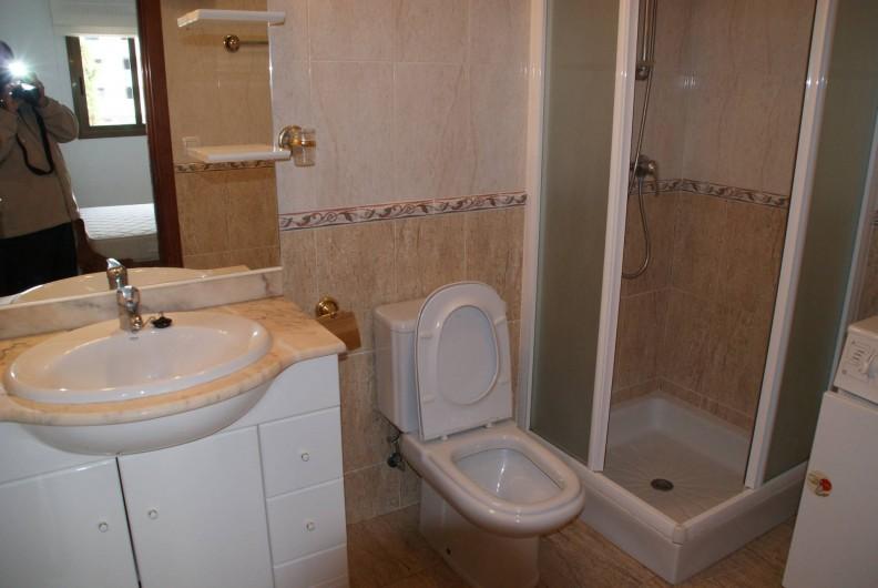 Location de vacances - Appartement à Empuriabrava - S D B 2