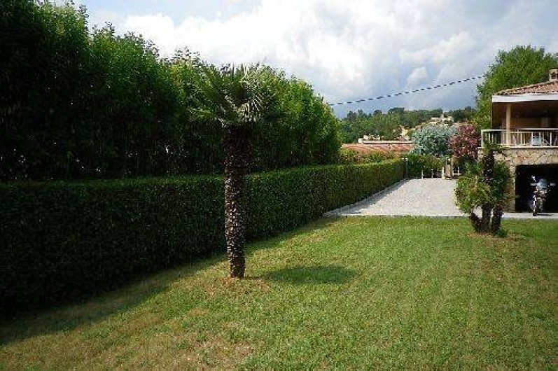 Location de vacances - Villa à Auribeau-sur-Siagne