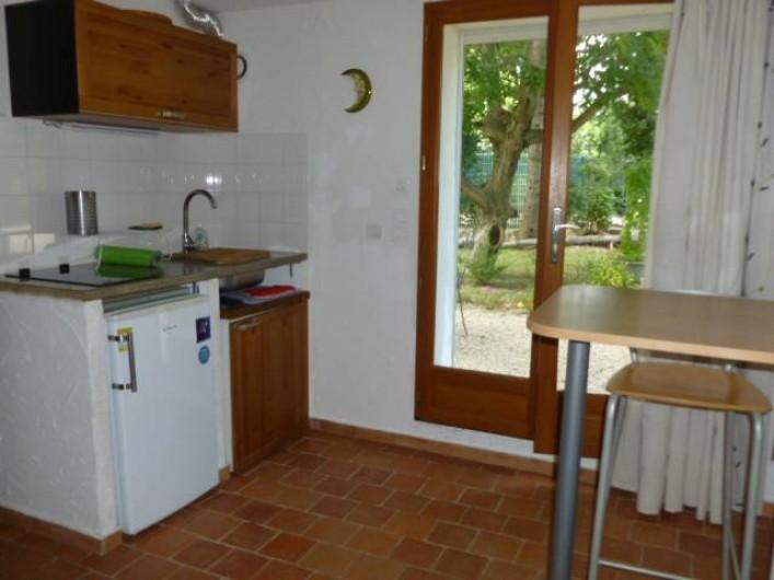 Location de vacances - Appartement à Villeneuve-lès-Avignon