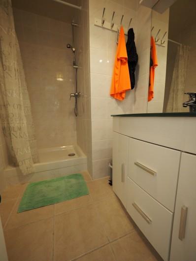 Location de vacances - Appartement à Merville-Franceville-Plage - S.D.D.
