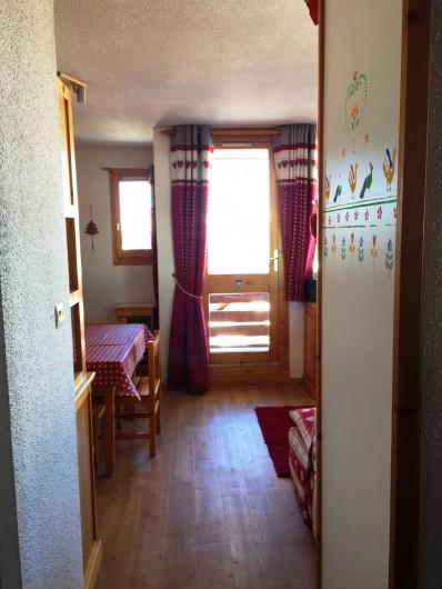 Location de vacances - Appartement à Vallandry - Couloir
