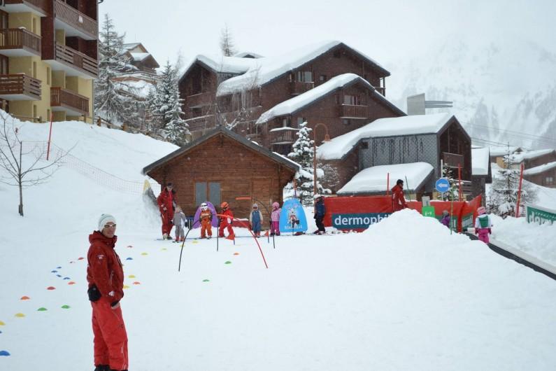 Location de vacances - Appartement à Vallandry - Jardin des neiges