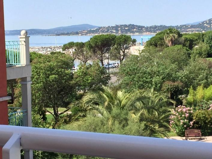 Location de vacances - Appartement à Roquebrune-sur-Argens