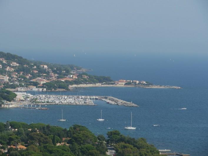 Location de vacances - Appartement à Roquebrune-sur-Argens - Corniche des  Issambres son port, ses calanques ses plages