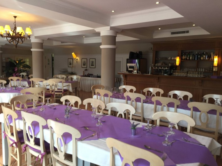 Location de vacances - Appartement à Roquebrune-sur-Argens - Restaurant