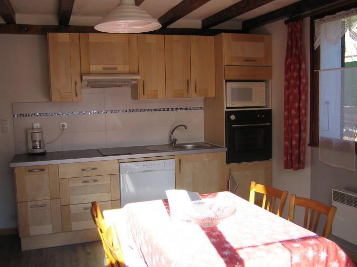Location de vacances - Appartement à Guillestre - Pièce principale