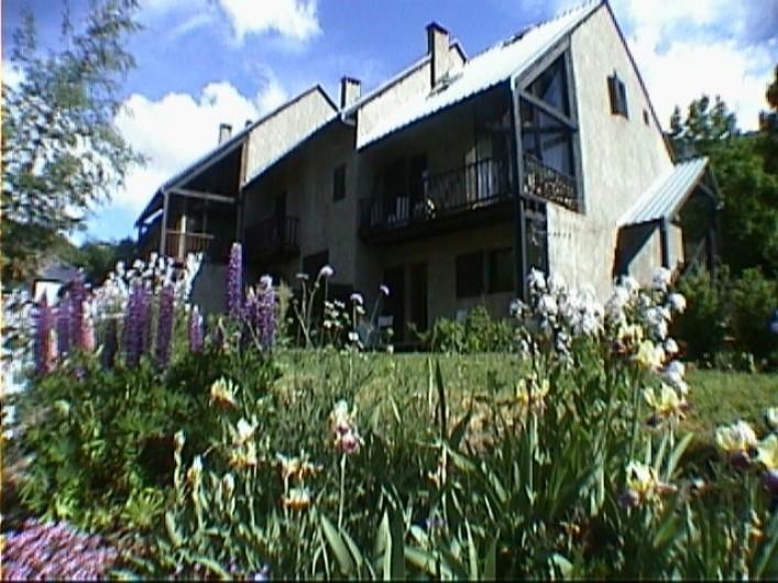 Location de vacances - Appartement à Le Monêtier-les-Bains - Eté