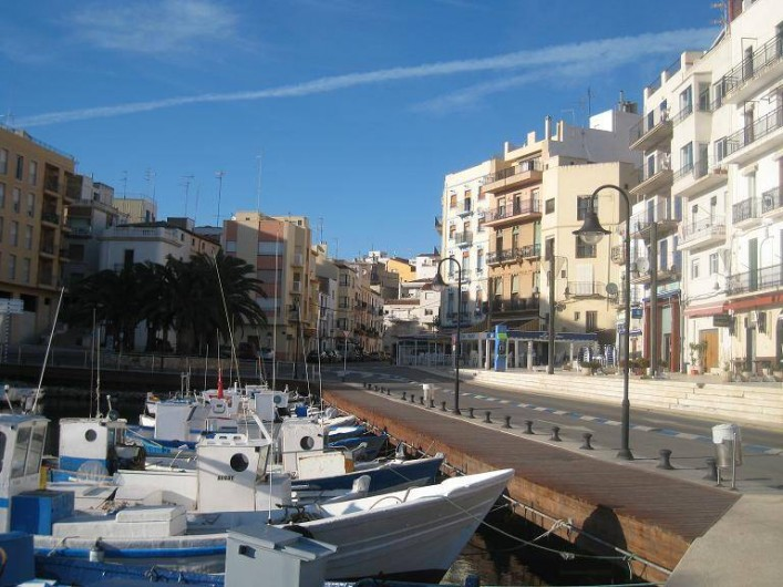 Location de vacances - Appartement à L'Ametlla de Mar