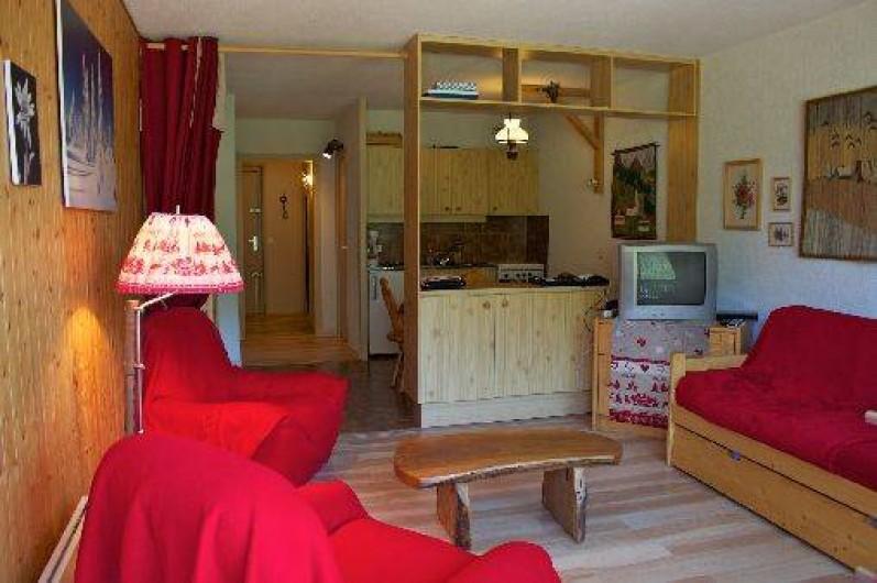 Location de vacances - Studio à Châtel