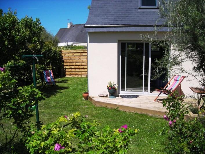 Location de vacances - Gîte à Concarneau - autre Gîte à ROSCOFF ,à 1OOkm de là  -  Référencé 29G22490