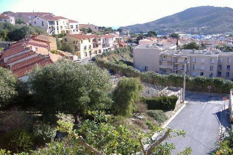Location de vacances - Studio à Port-Vendres
