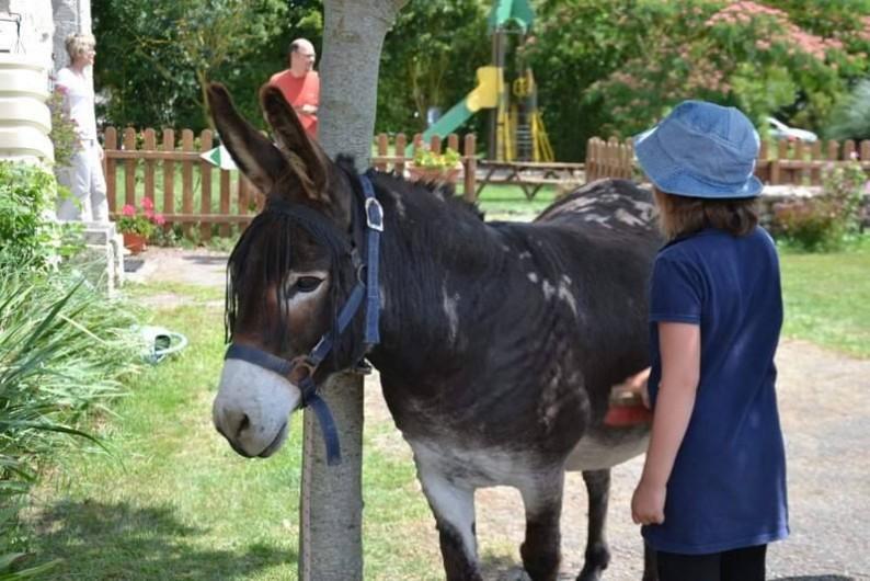 Location de vacances - Camping à Luçon - Pépito part en balade