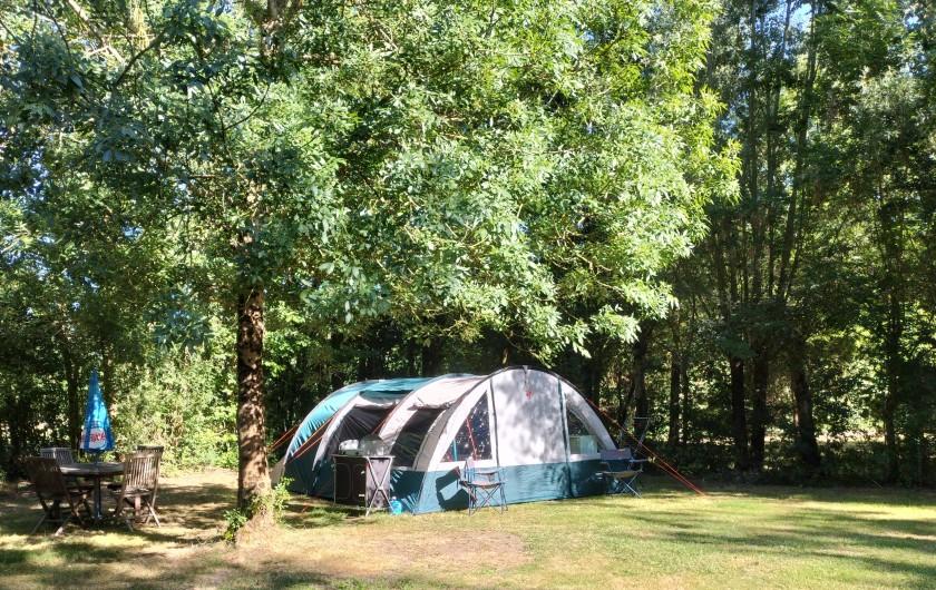 Location de vacances - Camping à Luçon - Rando-Contée dans le marais Poitevin