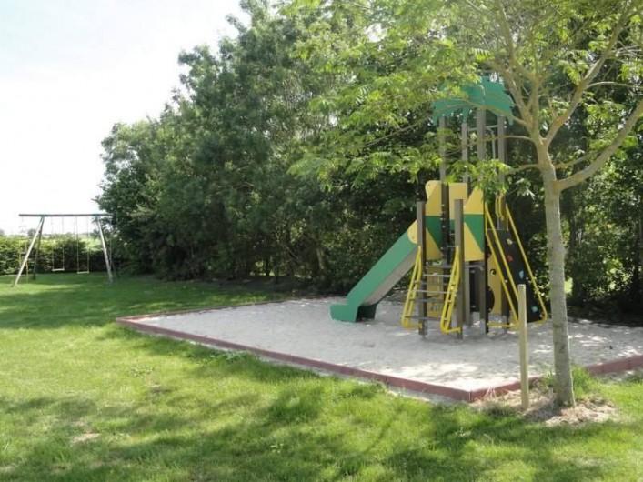 Location de vacances - Camping à Luçon - Aire de Jeux