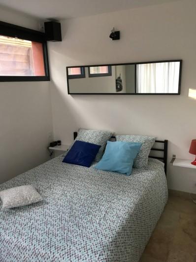 Location de vacances - Villa à Grabels - chambre 2