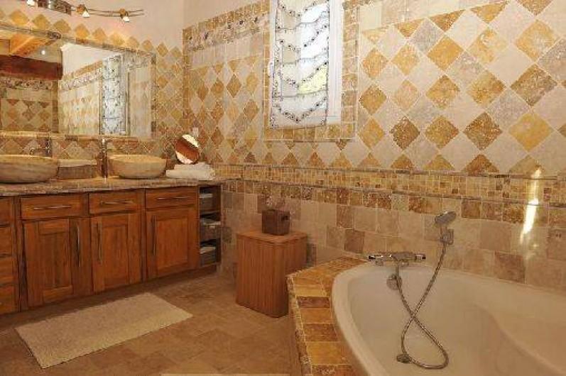 Location de vacances - Maison - Villa à Anduze - SALLE DE BAIN
