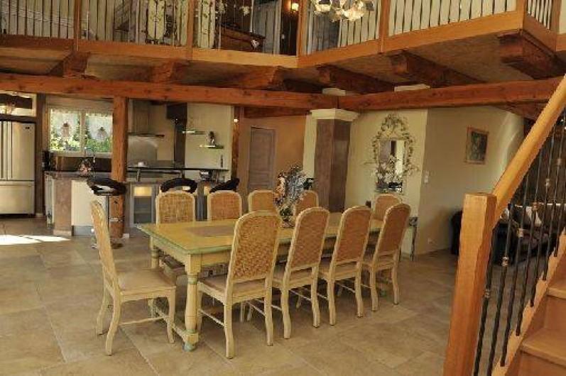 Location de vacances - Maison - Villa à Anduze - SEJOUR