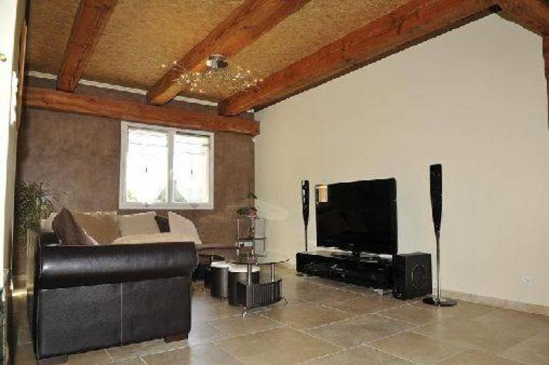 Location de vacances - Maison - Villa à Anduze - SALON