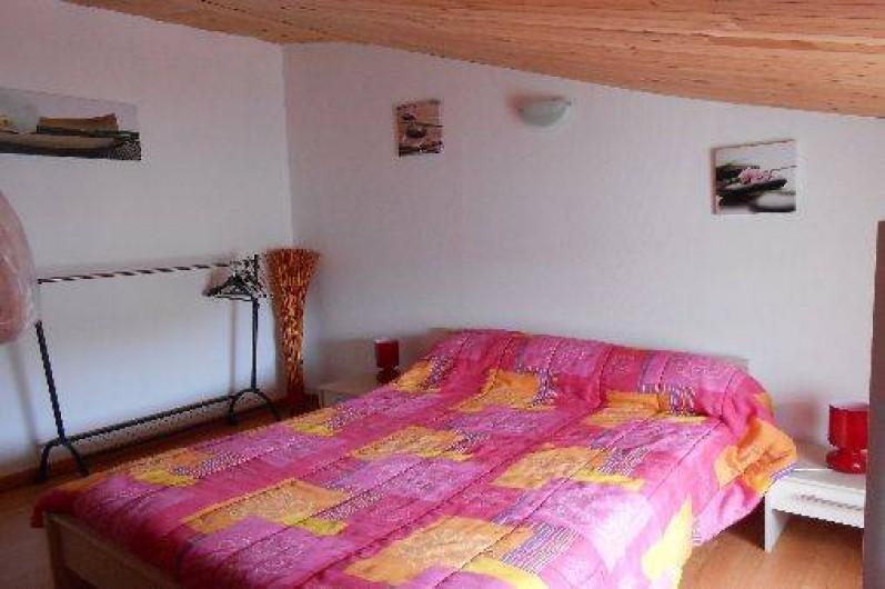 Location de vacances - Maison - Villa à Vergeroux - CHAMBRE
