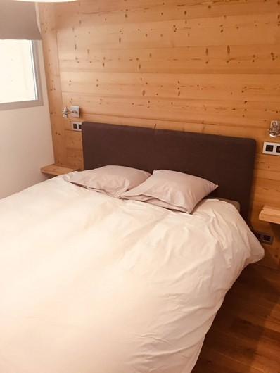 Location de vacances - Appartement à Arc 1800 - Chambre 2