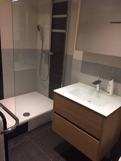 Location de vacances - Appartement à Arc 1800 - Salle de Douche