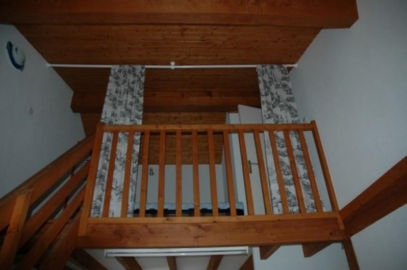 Location de vacances - Maison - Villa à Ronce les Bains - RDC : vue sur la mezanine