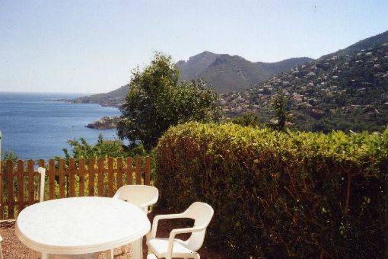 Location de vacances - Studio à Théoule-sur-Mer