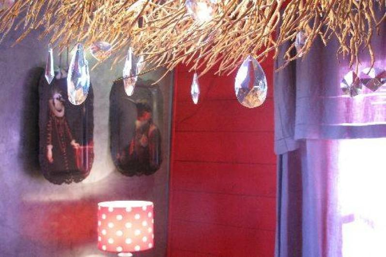 Location de vacances - Appartement à Strasbourg - Salon-détails