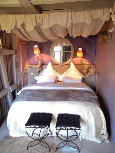 Location de vacances - Appartement à Strasbourg - Chambre à coucher