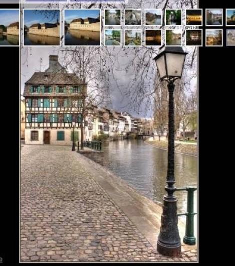 Location de vacances - Appartement à Strasbourg - La maison