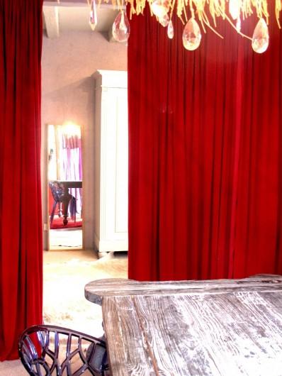 Location de vacances - Appartement à Strasbourg - Entrée de la chambre à coucher.