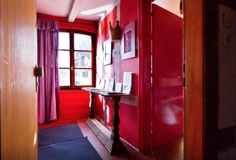 Location de vacances - Appartement à Strasbourg - Entrée.