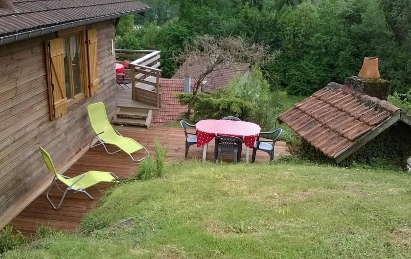 Location de vacances - Chalet à Saint-Dié-des-Vosges