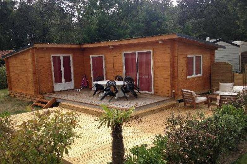 Location de vacances - Chalet à Sainte-Gemme