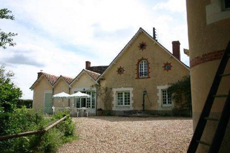 Location de vacances - Gîte à Saint-Jean-de-la-Motte