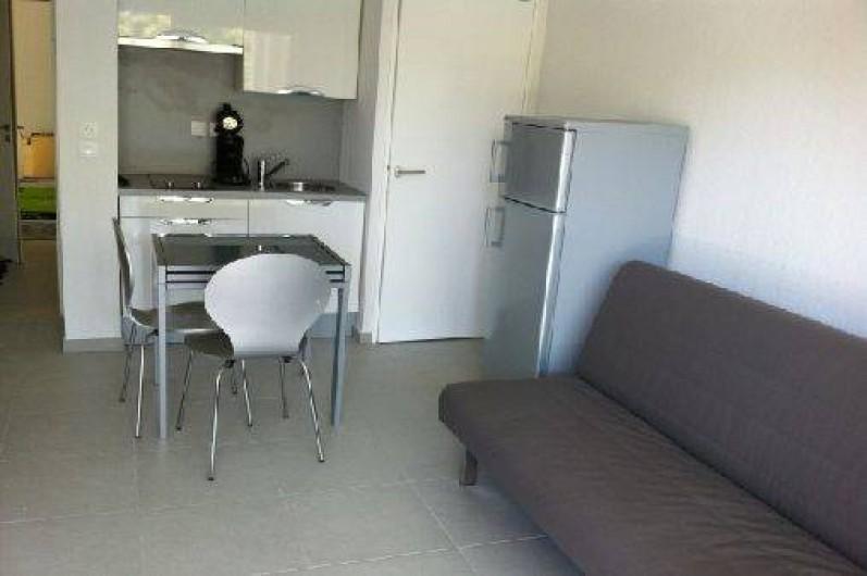 Location de vacances - Studio à La Ciotat